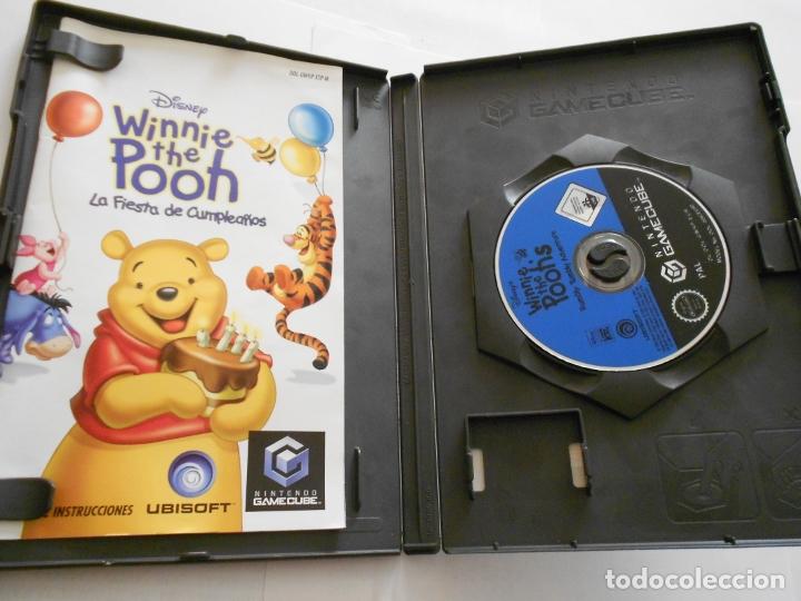 Videojuegos y Consolas: ANTIGUO JUEGO GAMECUBE - WINNIE THE POOH - Foto 2 - 172912694