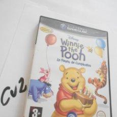 Videojuegos y Consolas: ANTIGUO JUEGO GAMECUBE - WINNIE THE POOH . Lote 172912694