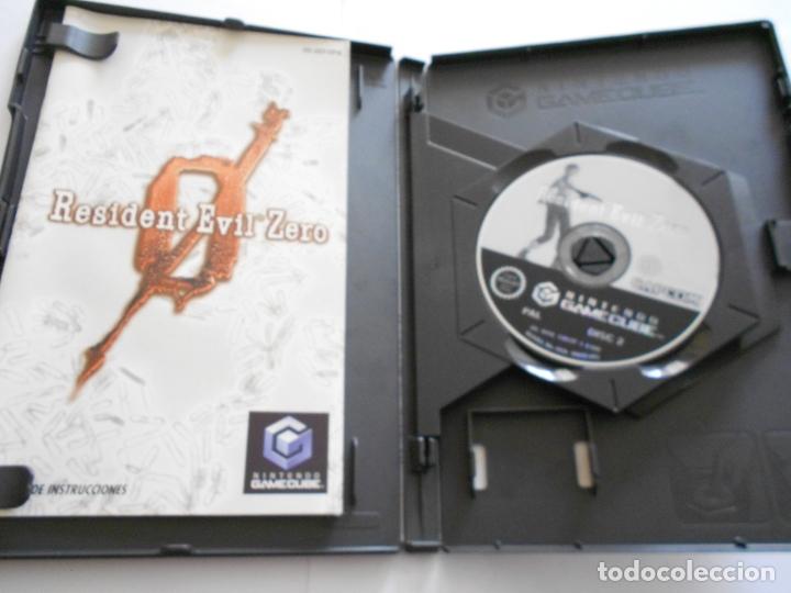 Videojuegos y Consolas: ANTIGUO JUEGO GAMECUBE - RESIDENT EVIL (DOS DISCOS) - Foto 2 - 172912763
