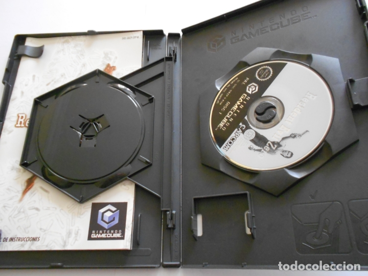 Videojuegos y Consolas: ANTIGUO JUEGO GAMECUBE - RESIDENT EVIL (DOS DISCOS) - Foto 3 - 172912763