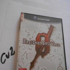 Videojuegos y Consolas: ANTIGUO JUEGO GAMECUBE - RESIDENT EVIL (DOS DISCOS). Lote 172912763