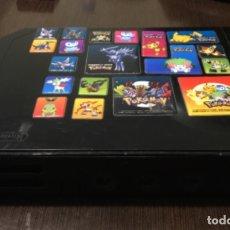 Videojuegos y Consolas: NINTENDO GAMECUBE WII POKEMON. Lote 173834079