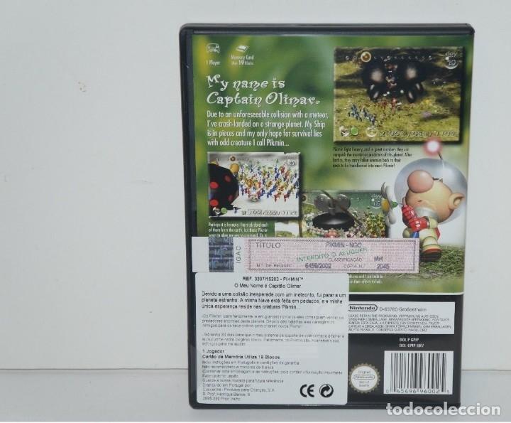 Videojuegos y Consolas: Pikmin Gamecube nuevo precintado PAL - Foto 2 - 194405222