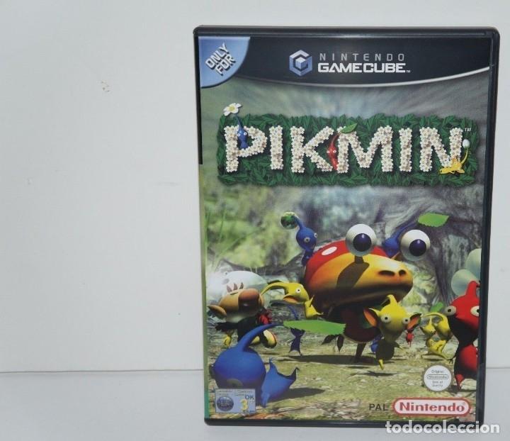 Videojuegos y Consolas: Pikmin Gamecube nuevo precintado PAL - Foto 3 - 194405222