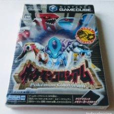 Videojuegos y Consolas: VIDEOJUEGO JAPONÉS GAMECUBE (GAME CUBE) POKEMON COLOSSEUM. ORIGINAL NINTENDO DE JAPÓN.. Lote 176690109