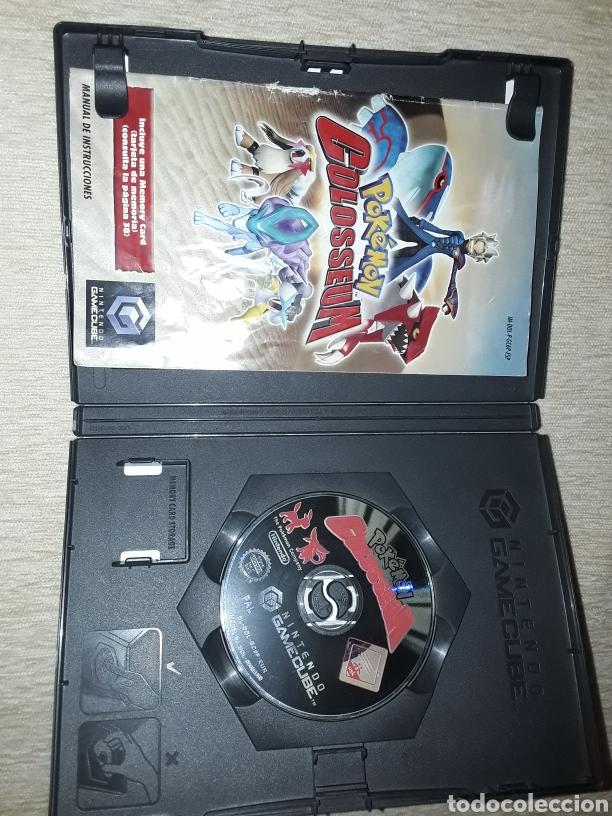 Videojuegos y Consolas: POKEMON COLOSSEUM GAMECUBE NINTENDO - Foto 3 - 178678718