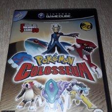 Videojuegos y Consolas: POKEMON COLOSSEUM GAMECUBE NINTENDO. Lote 178678718