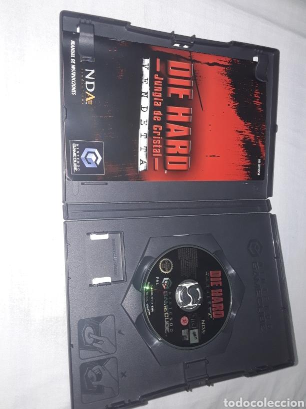 Videojuegos y Consolas: DIE HARD LA JUNGLA DE CRISTAL GAMECUBE NINTENDO - Foto 3 - 179057071