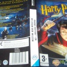 Videojuegos y Consolas: HARRY POTTER EN DE STEEN DER QIJZEN PAL ALEMAN. Lote 179203873