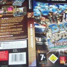 Videojuegos y Consolas: BIG MUTHA TRUCKERS PAL UK. Lote 179204203