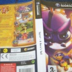 Videojuegos y Consolas: SPYRO A HEROS TAIL GAMECUBE - GAMECUBE (PAL). Lote 135570202