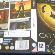 Videojuegos y Consolas: CATWOMAN PAL ESP GAMECUBE . Lote 179336801