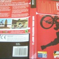 Videojuegos y Consolas: DAVE MIRRA 2. FREESTYLE BMX COMPLETO PAL ESP GAMECUBE. Lote 179338503