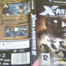 Videogiochi e Consoli: X-MEN LEGENDS II EN ASCENSO DE APOCALIPSIS. Lote 179338721