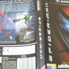 Videojuegos y Consolas: SPIDER-MAN PAL ESP GAMECUBE. Lote 179339431