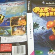Videojuegos y Consolas: PAC . MAN WORLD 2 GAMECUBE PAL . Lote 179339600