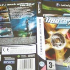 Videojuegos y Consolas: NEED FOR SPEED UNDERGROUND 2 NINTENDO GAME CUBE GC PAL ESP. Lote 179339738