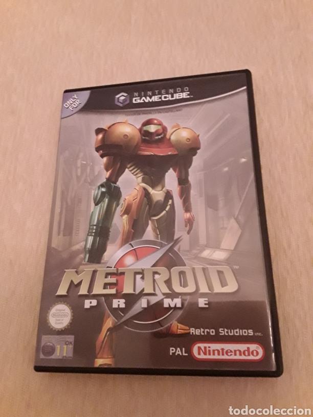 METROID PRIME GAMECUBE NINTENDO (Juguetes - Videojuegos y Consolas - Nintendo - Gamecube)