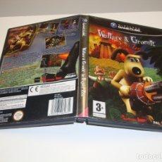 Videojuegos y Consolas: NINTENDO GAME CUBE WALLACE & GROMIT PROJECT ZOO - FALTA MANUAL. Lote 180039828