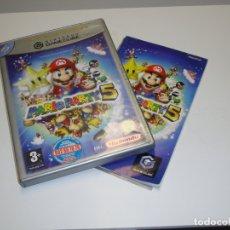 Videojuegos y Consolas: NINTENDO GAME CUBE MARIO PARTY 5 - COMPLETO. Lote 180040516