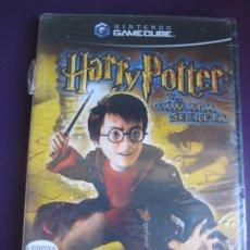 Videojuegos y Consolas: HARRY POTTER Y LA CAMARA SECRETA - NINTENDO GAMECUBE PRECINTADO -. Lote 182347940