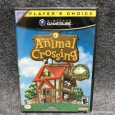 Videojuegos y Consolas: ANIMAL CROSSING NUEVO PRECINTADO NINTENDO GAME CUBE. Lote 182407405
