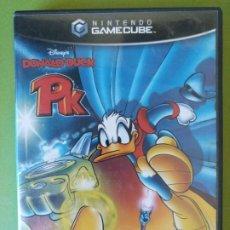 Videojuegos y Consolas: DONALD DUCK PK GAMECUBE. Lote 187164541