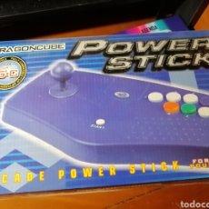 Videojuegos y Consolas: MANDO ARCADE DRAGON CUBRE POWER STICK PARA NINTENDO GAMECUBE. Lote 189295558