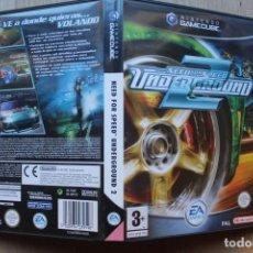 Videojuegos y Consolas: NEED FOR SPEED UNDERGROUND 2 NINTENDO GAME CUBE . Lote 189761533