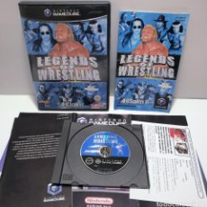 Videojuegos y Consolas: LEGENDS OF WRESTLING NINTENDO GAMECUBE. Lote 190202692