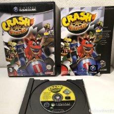 Videojuegos y Consolas: CRASH NITRO KART NINTENDO GAMECUBE. Lote 190202993