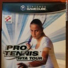 Videojuegos y Consolas: JUEGO PRO TENNIS WTA TOUR PARA NINTENDO GAMECUBE. Lote 190295575