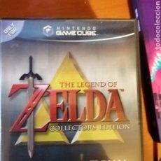 Videojuegos y Consolas: JUEGO THE LEGEND OF ZELDA COLLECTION EDITION DISCO PROMOCIONAL PARA NINTENDO GAMECUBE. Lote 219466753