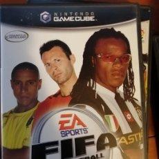 Videojuegos y Consolas: JUEGO FIFA FOOTBALL DE 2003 PARA NINTENDO GAMECUBE. Lote 190371860