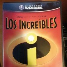 Videojuegos y Consolas: JUEGO LOS INCREÍBLES PARA NINTENDO GAMECUBE. Lote 190371955