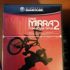Videojuegos y Consolas: JUEGO DAVE MIRRA 2 FREESTYLE BMX PARA NINTENDO GAMECUBE. Lote 190372157