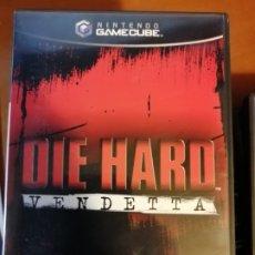 Videojuegos y Consolas: JUEGO DIE HARD VENDETTA PARA NINTENDO GAMECUBE. Lote 190410077