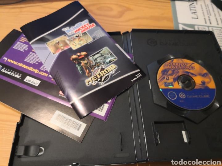 Videojuegos y Consolas: Starfox adventures - Foto 3 - 194519490