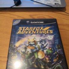 Videojuegos y Consolas: STARFOX ADVENTURES. Lote 194519490