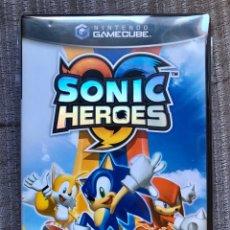 Videojuegos y Consolas: SONIC HEROES - GAMECUBE- PAL UK. Lote 195028363