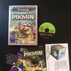 Videojuegos y Consolas: JUEGO GAMECUBE PIKMIN. BUEN ESTADO. GAME CUBE. Lote 195168920