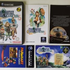 Videogiochi e Consoli: FINAL FANTASY CRYSTAL CHRONICLES GAMECUBE. Lote 198331772