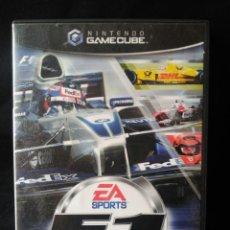 Videojuegos y Consolas: NINTENDO GAMECUBE F 1 2002 LEER DESCRIPCION. Lote 199301813