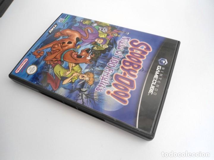 Videojuegos y Consolas: SCOOBY-DOO! - NINTENDO GAMECUBE - DISCO Y CAJA CON FLYER - MUY BUEN ESTADO - Foto 4 - 199427668