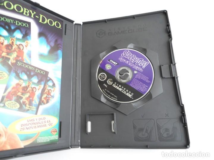 Videojuegos y Consolas: SCOOBY-DOO! - NINTENDO GAMECUBE - DISCO Y CAJA CON FLYER - MUY BUEN ESTADO - Foto 7 - 199427668
