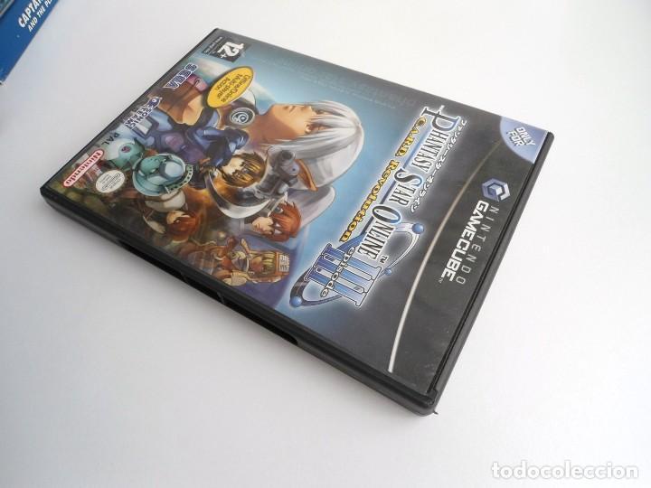 Videojuegos y Consolas: PHANTASY STAR ONLINE III - NINTENDO GAMECUBE - JUEGO COMPLETO CON INSTRUCCIONES - BUEN ESTADO - Foto 4 - 199665545