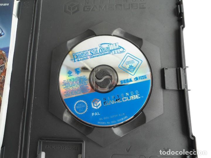 Videojuegos y Consolas: PHANTASY STAR ONLINE III - NINTENDO GAMECUBE - JUEGO COMPLETO CON INSTRUCCIONES - BUEN ESTADO - Foto 7 - 199665545