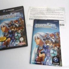 Videojuegos y Consolas: PHANTASY STAR ONLINE III - NINTENDO GAMECUBE - JUEGO COMPLETO CON INSTRUCCIONES - BUEN ESTADO. Lote 199665545