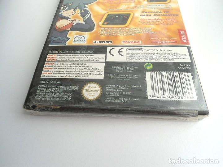 Videojuegos y Consolas: BEYBLADE V-FORCE VFORCE - NINTENDO GAMECUBE - JUEGO COMPLETO - PRECINTADO - Foto 7 - 199666166