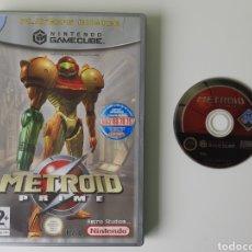 Videojuegos y Consolas: METROID PRIME NINTENDO GAMECUBE. Lote 217059825